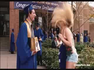 echt college klem, college meisje, heet schattig porno