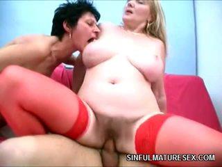 Perverted Mature Women