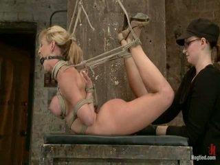 bondage sex vid, vol discipline, groot dominant gepost