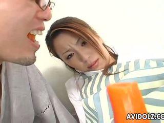 日本語 dolly tomoe hinatsu sucks と fucks