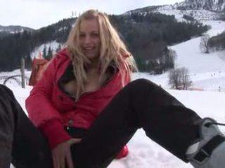 Eroberlin anna safina rusya blond skis awstrya publiko