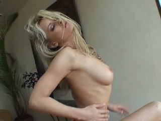 Booby Blonde Zdenka Podkapova Receives Likewise Horny To Handle With These Boobies Popped