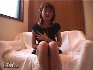 Uncensored יפני solo נערה masturbation