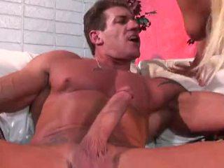 Horny Blonde Milf Gets Banged By A Hot Pornstar