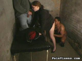 pijnlijk neuken, nominale bdsm, kerker porno