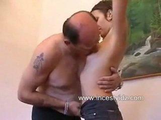 Uncle Cums In His Niece