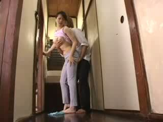 Nhật bản sừng con trai attacked của anh ấy stepmom video