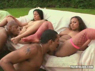 groep neuken porno, groepsex porno, seks in de buitenlucht mov