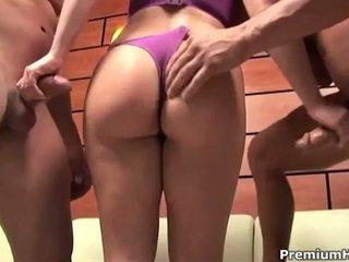 big dick porno, hottest 3some, hottest cum in mouth vid