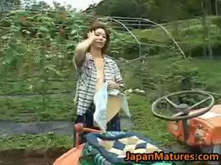 Chisato shouda ázijské vyzreté kočka gets part6