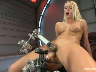 mooi nice ass gepost, speelgoed, fucking machine seks
