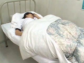 Jap School Chick Cunt Teased Taking Loaded Shaft In Dorm