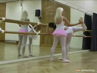 Sapphic ballet ragazze
