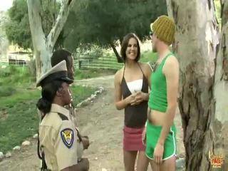 seks in de buitenlucht scène, openbare sex thumbnail, out door porno