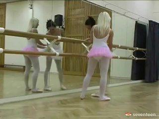 Lesbie Ballet Girls