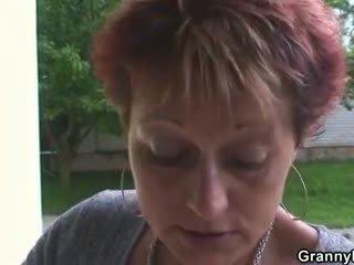 echt oud scène, online grootmoeder tube, kijken oma actie
