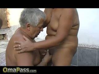 full bbw clip, new granny, fat scene