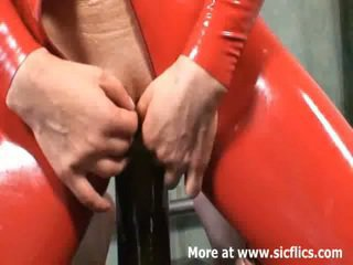 masturbatie neuken, controleren latex, ideaal brutal experience thumbnail