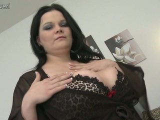 volwassen film, euro porn neuken, een aged lady klem