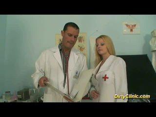 gratis clinic porn kanaal, gratis horny nurses klem, mooi hospital porn
