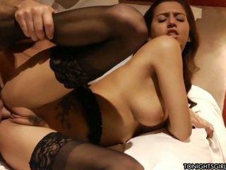 hq brunette seks, schattig, vers neuken porno