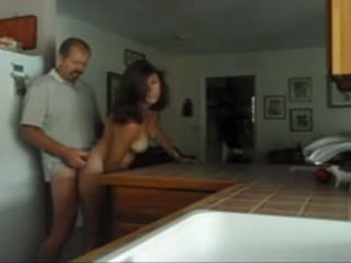 Guy Fucks His Wife In The Kit