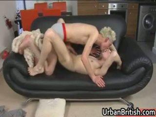 Josh McKenzie And Ariel Cain Fucking On Old Cauch 2 By Urbanbritish