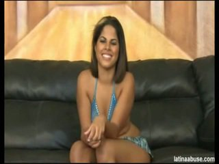 best gagging action, fun extreme fucking, latin clip