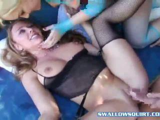 groepsseks, beste drietal porno, vers ffm