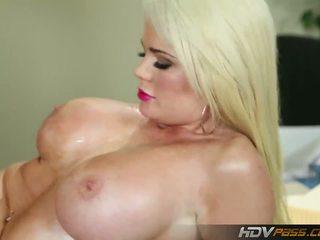 blondes great, big boobs, fresh cuckold hottest