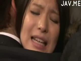 brunette great, see japanese, hottest blowjob