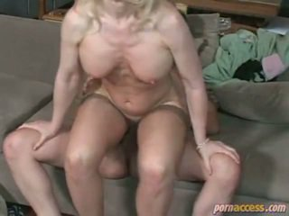 Blonde Chick Band Fucked