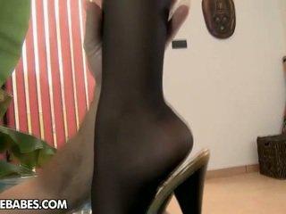 Jacuzzi Foot Fetish