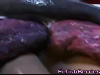 Tentacles šūdas cosplay merginos!