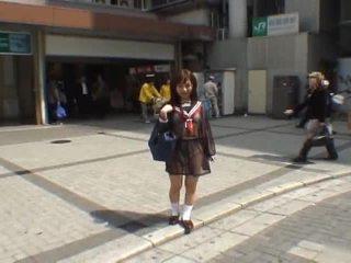 japonijos, voyeur, mėgėjų mergina, rytų