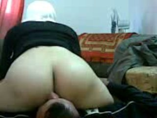 Arabic woman fucked on cam Video
