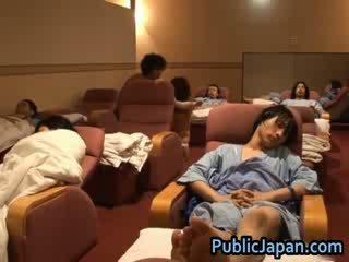 jaapani, voyeur kuumim, kena eksootiline