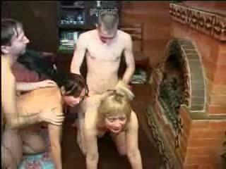 Rusa familia amateur sexo