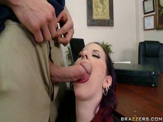 brunette kanaal, heetste hardcore sex scène, pijpen thumbnail