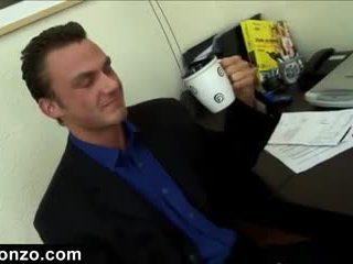le plus chaud gros seins, bureau vérifier, tout anal réel