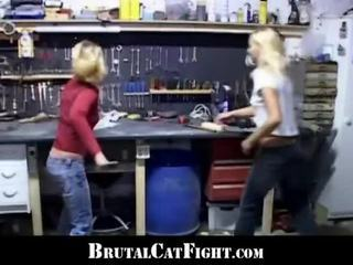 Two Coworkers Girls Got Into A Rough Fight At Work