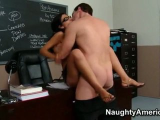 Lou Charmelle gets fucked by her Professor