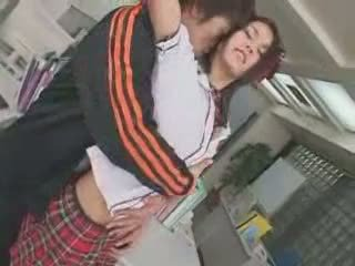 se japanese gratis, noen skolejenter hotteste