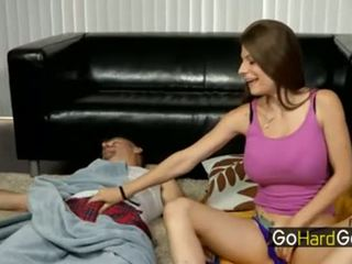 dad, quality blowjob quality, real masturbation