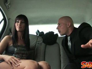 Lets fuck in my limo