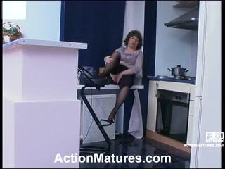 Sara And Vitas Awe Inspiring Mature Activity