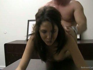 beste brunette, schattig klem, heet tiener hardcore porno