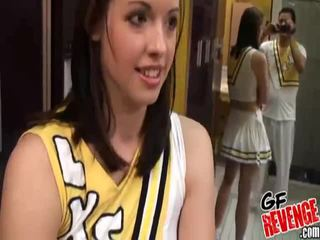 Hardcore Sex With Cheerleaders Picture Gallery