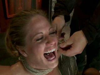 Elbows sidottua knees päällä kova wood nipple suction neck rope breath pelata kasvot helvetin tehty kohteeseen kumulat