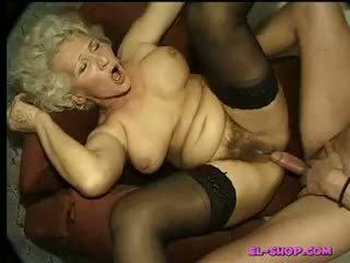 see granny, nylon video, hardcore fucking
